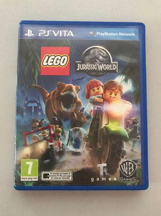 Lego Jurassic World para PS VITA