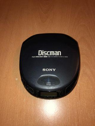 Sony Discman D150