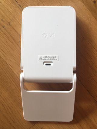 Cargador Inalámbrico LG G3 NUEVO