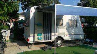 Caravana 750 kilos