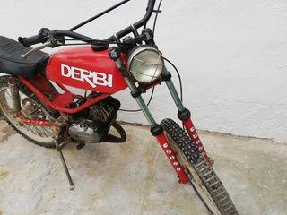 DERBI DIABLO 50V4