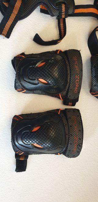Set de Proteccion Roller Skate