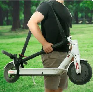 Cinta para transporte patinete eléctrico