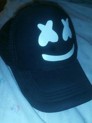gorra de marsmelow