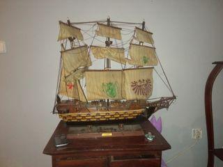 barco coleccionista
