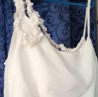 vendo vestido novia talla 42/44