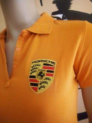 Polo naranja ~Porsche
