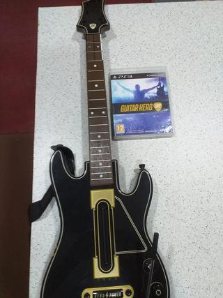 venta guitarra y juego