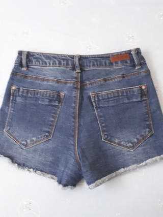 shorts tejanos de lefties