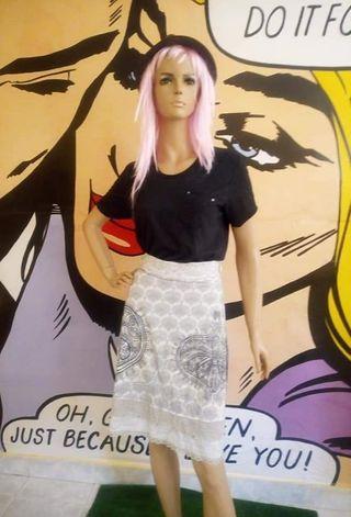 falda Desigual