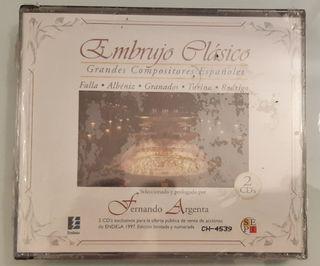 CD Doble a estrenar Enbrujo clásico
