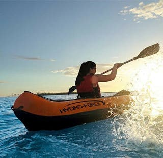 Bestway Hydro-Force Ventura Kayak Hinchable
