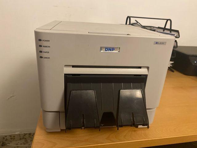 Impresora fotógrafica Profesional DNP DS-RX1