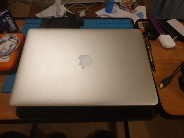Macbook Pro I7 16gb 1tb Pci-e