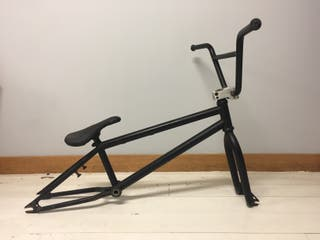 Bici BMX Whe the People Envy