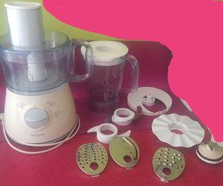 Robot de Cocina Philips procesador de alimentos