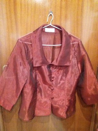 chaqueta gasa eventos o vestir talla 42