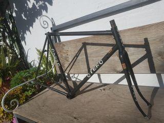 Cuadro bicicleta de carretera OTERO