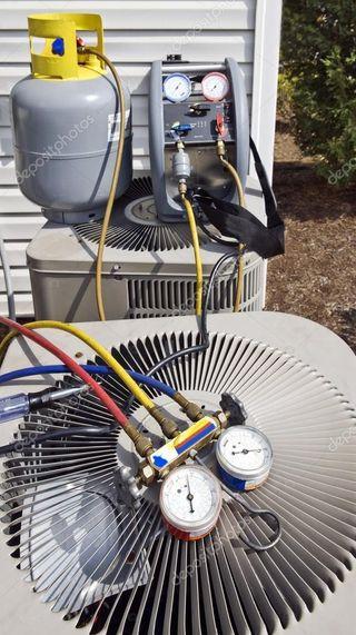 tecnico de aire aire acondicionado frigorista