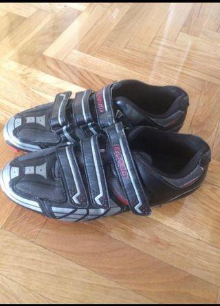 Zapatillas ciclismo b pro