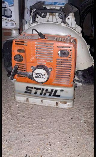 sopladora Stihl 420