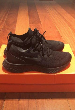 Nike Epic React 38 Negras