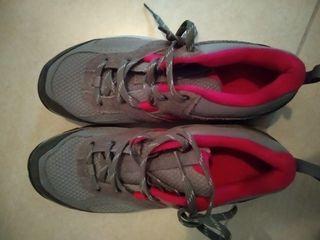 Tennis/Zapatillas montaña-trekking mujer decathlon