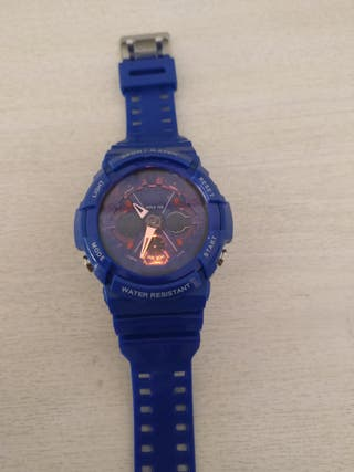 Reloj deportivo Unisex GMT Anti shock