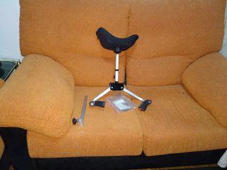 Reposacabezas plegable silla ruedas