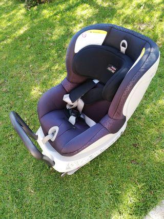 silla coche Britax Romer dualfix