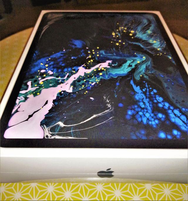 iPad Pro 11 64GB Gris Plata 2019