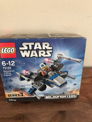 Star Wars Microfighter 75125
