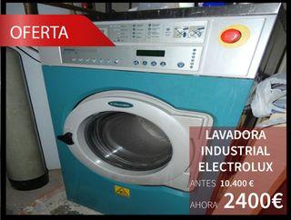 VENDO LAVADORA INDUSTRIAL ELECTROLUX