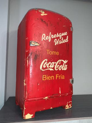 Réplica nevera Coca Cola Vintage
