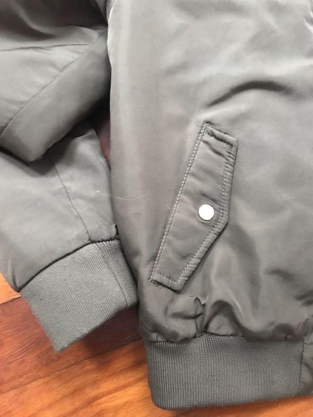 Chaqueta de abrigo verde