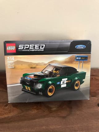 Lego Ford Mustang 75884