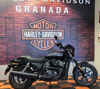 Harley-Davidson Street 750 Deluxe