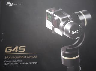 Gimball 3 Ejes GoPro Hero/4/3/3+