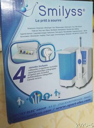 Limpiador a presión dientes y encías