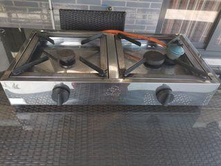 cocina gas para encimera o camping