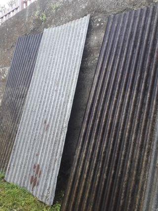 chapa galvanizada para tejado