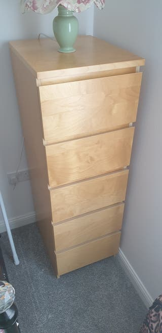 Ikea set for bedroom.
