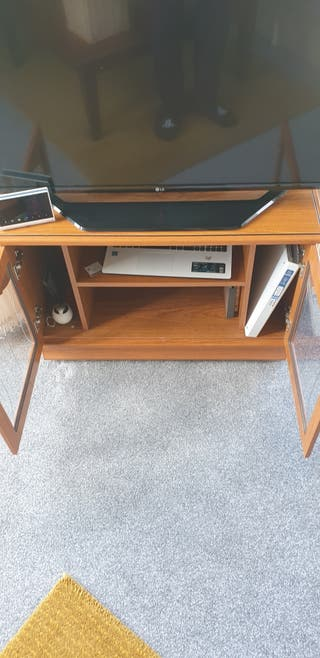 Tv table.