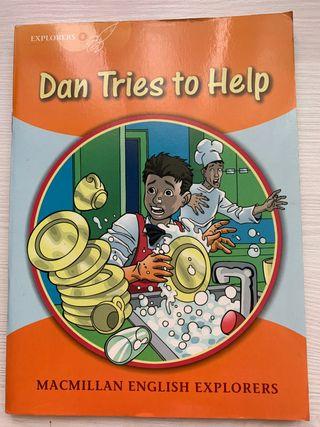 Libro Dan tries to help