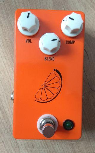 jhs pedals pulp'n peel v3 compresor