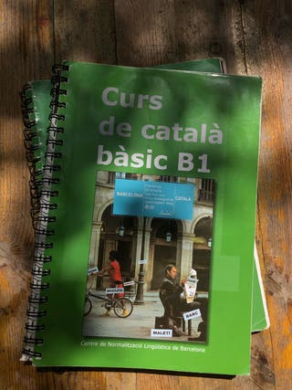 Libro curs Catala Basic B1