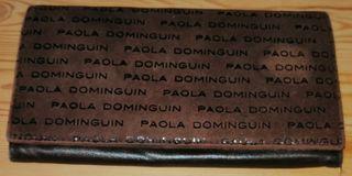Cartera monedero para mujer de Paola Dominguin