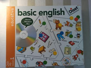 Juego Educativo Ingles
