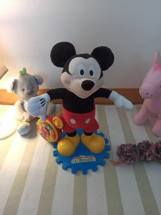 Mickey Mouse Musical Cuenta Cuentos