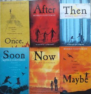 6 English Books